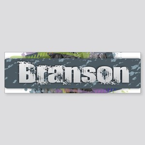 Branson Design Bumper Sticker